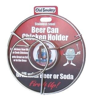 Old Smokey Beer Can Chicken Holder